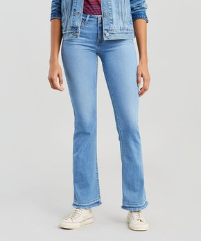 5bcff9d6a06 Levi's | Spaced Out Blue 715 Bootcut Jeans - Women