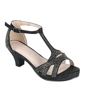 3836e62df80 Girls Heels - Value-Priced Pumps, Wedges & More Fab Footwear   Zulily