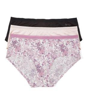309de6fb51038 2Chillies Swimwear | Navy Boyshort Bikini Bottoms - Women. shop now. only 3  left