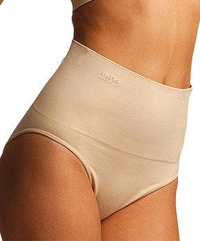 8650a9a99902 all gone. SlimMe by MeMoi   Nude High-Waist Control Briefs - Women. Black  Firm-Compression ...