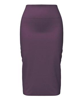 cd2014a1c5ae VKY & CO | Marsalla Crepe Tummy-Control Pencil Skirt - Women & Plus