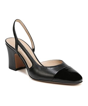d2411f5bcdb9 Franco Sarto | Black Imogen Leather Pump - Women. shop now. only 7 left