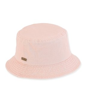 ec6bca2308b57e Caribbean Joe | Peach Bucket Hat