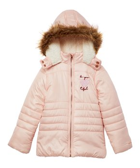 Polar Fleece Set with Fur Trimmings 4t