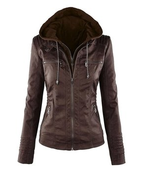 e51d34477 leather jacket | Zulily