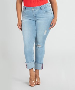 Image result for ymi jeans ripped