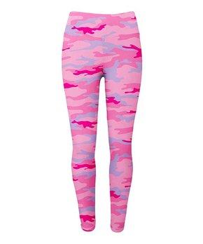 L 14//16 Avalanche Girls Capri Jogger Pink