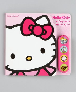 Hello Kitty Easter Basket Collection Zulily