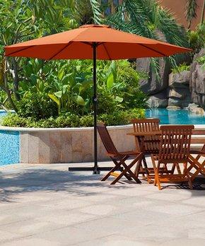 outdoor umbrellas zulily