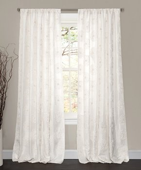 Duck River Textile | Sage Daenerys Blackout Curtain Panel - Set of Two