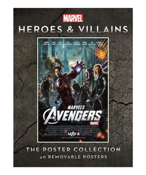 d835b4976c Marvel Heroes & Villains Poster Collection