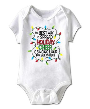 2ce98e4f8711 Baby s First Christmas Outfit