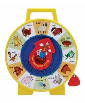 Schylling | Fisher-Price See 'n' Say Sound Wheel