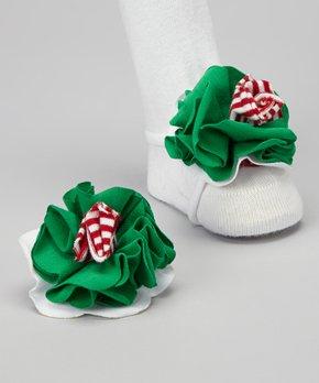 bd0ecdabc52 Merry Little Xmas Baby Girl Apparel
