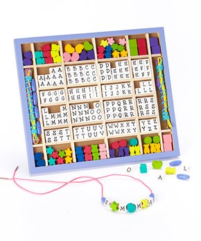 Melissa & Doug Stringing Bead Set