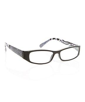 5a75ffaba0d6 all gone. evolutioneyes | Black Jungle Readers. all gone. I Love Accessories  | Black Square Reader Sunglasses
