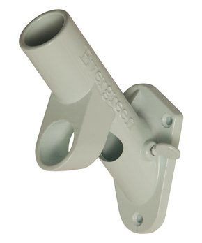 Evergreen | White Cast-Iron Dual-Position Bracket