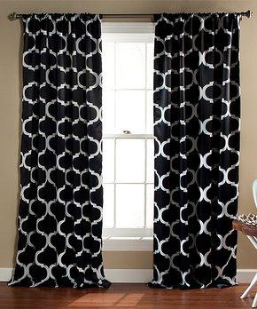 Duck River Textile | Mouse Nash Blackout Curtain Panel - Set of Two