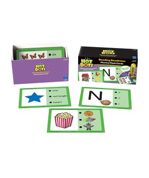 Hot Dots | Problem Solving Hot Dots Jr. Card Set