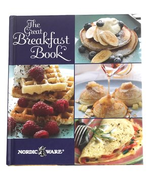Nordic Ware | The Great Breakfast Book Hardcover