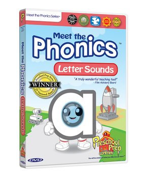 Preschool Prep | Meet the Letter Sounds DVD
