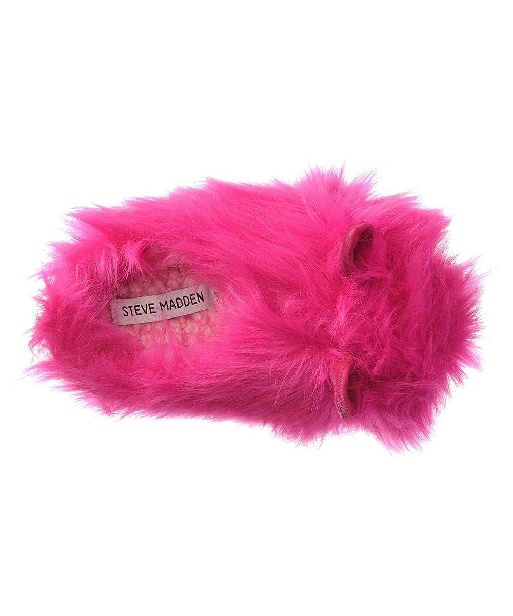 99ca1f506a7 Steve Madden Hot Pink JBuniev Slipper - Girls