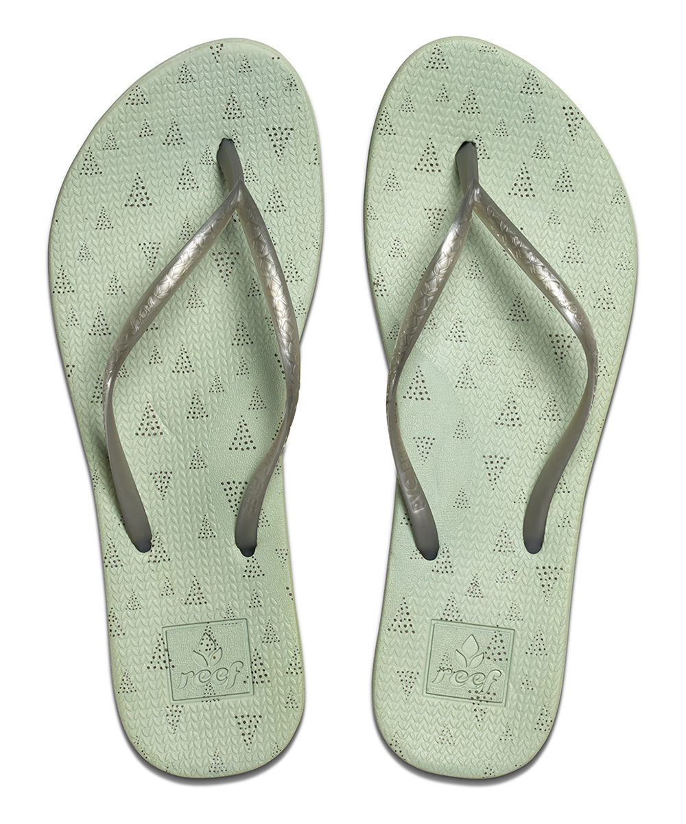 3d153cb82b196 ... Womens MINT TRI Mint Reef Escape Lux Flip-Flop - Women - Alternate  Image 3 ...