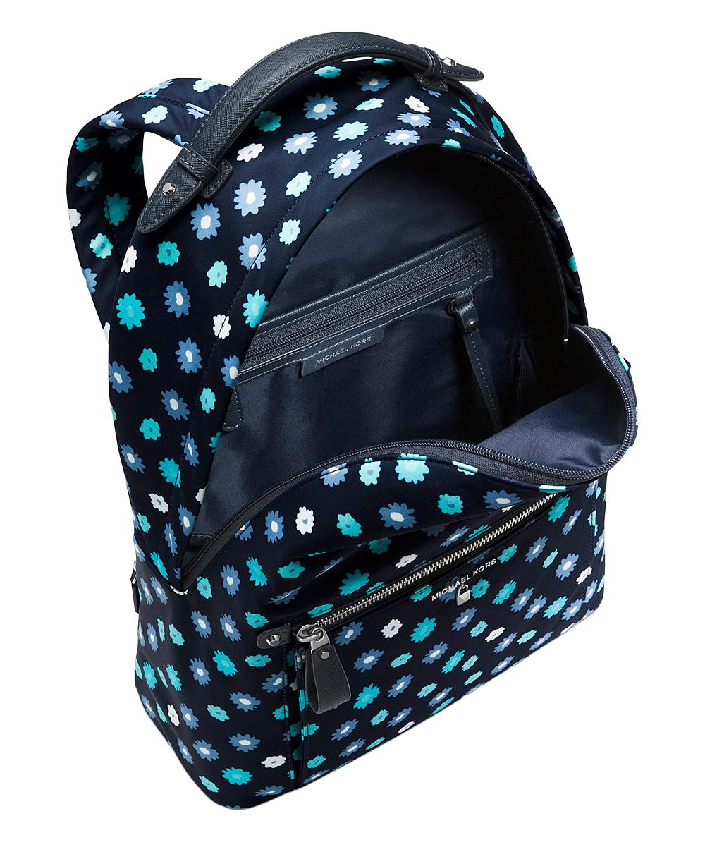 5057da35f3ac ... Womens Admiral / Tile Blue Admiral & Tile Blue Floral Kelsey Backpack -  Alternate Image 2