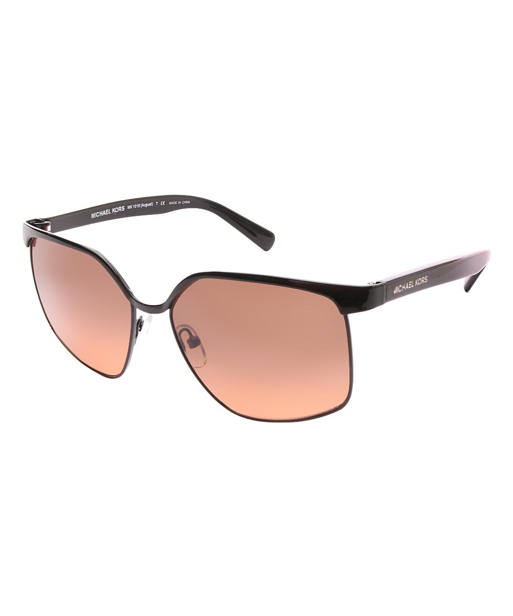d554a8ee997 Michael Kors Black August Sunglasses