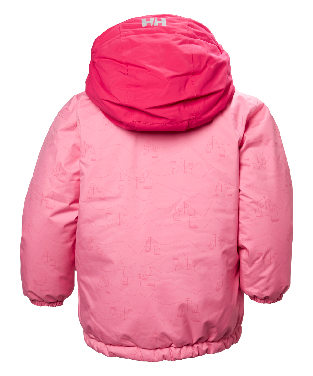 72b1f00c1 Helly Hansen Pink Print Snowfall Insulated Jacket - Kids