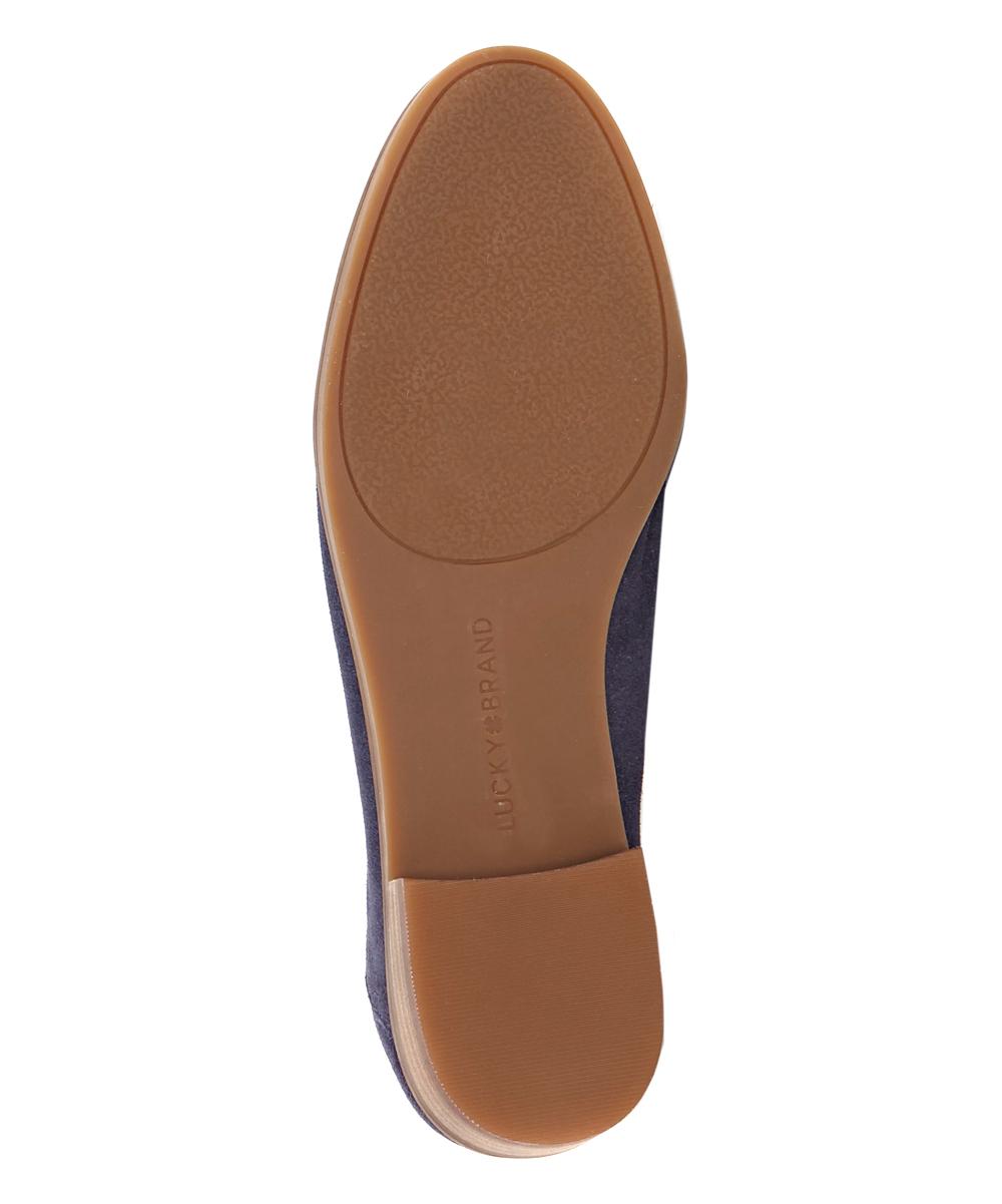 10e52c13fc0 ... Womens MOROCCAN BLUE   460 Moroccan Blue Chennie Suede Loafer -  Alternate Image 4 ...