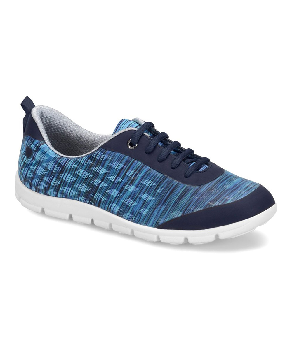 fac130e1d2660 Nurse Mates by Söfft Blue & Navy Dori Sneaker - Women
