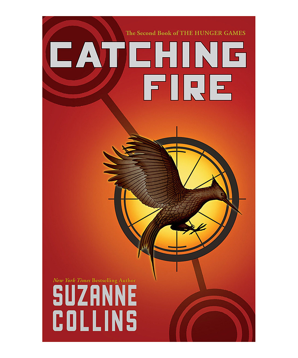 Hunger Games  Chapter Books  - Hunger Games Book 2: Catching Fire Paperback