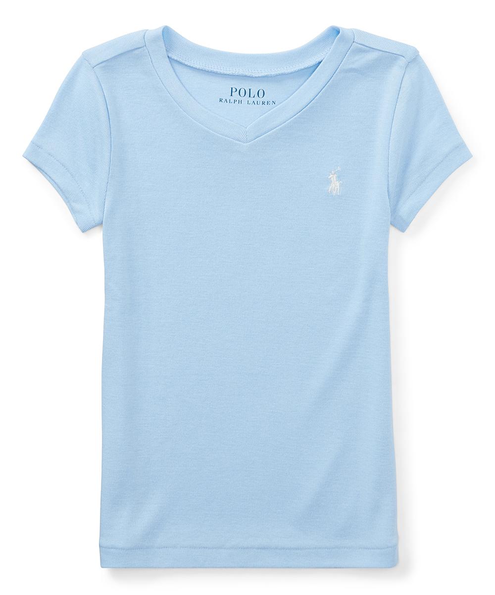 a2f894405 Ralph Lauren V Neck T Shirt Ladies - DREAMWORKS
