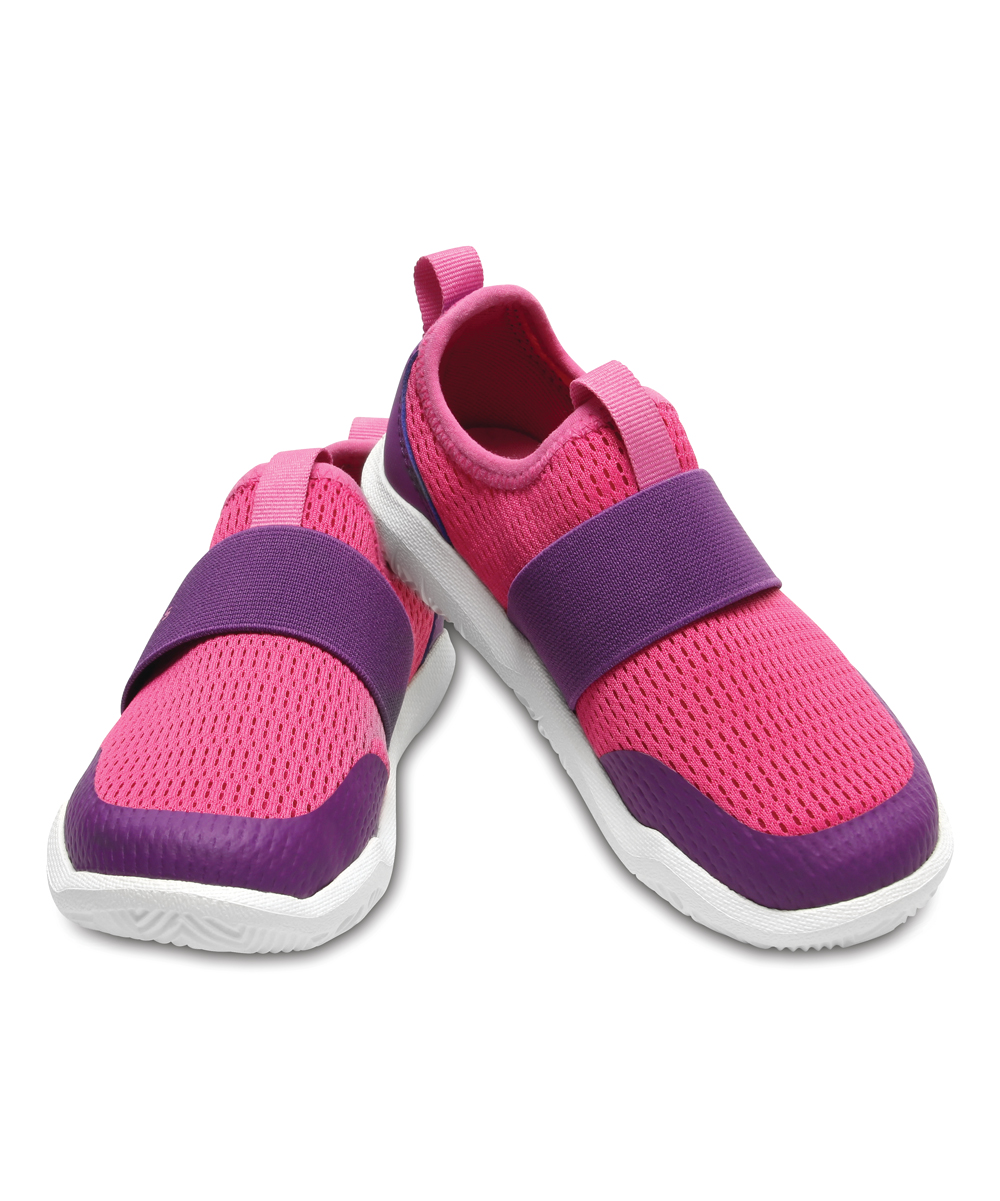 f456faf0542a ... Girls Candy Pink   Amethyst Candy Pink   Amethyst Swiftwater Easy-On Water  Shoe ...
