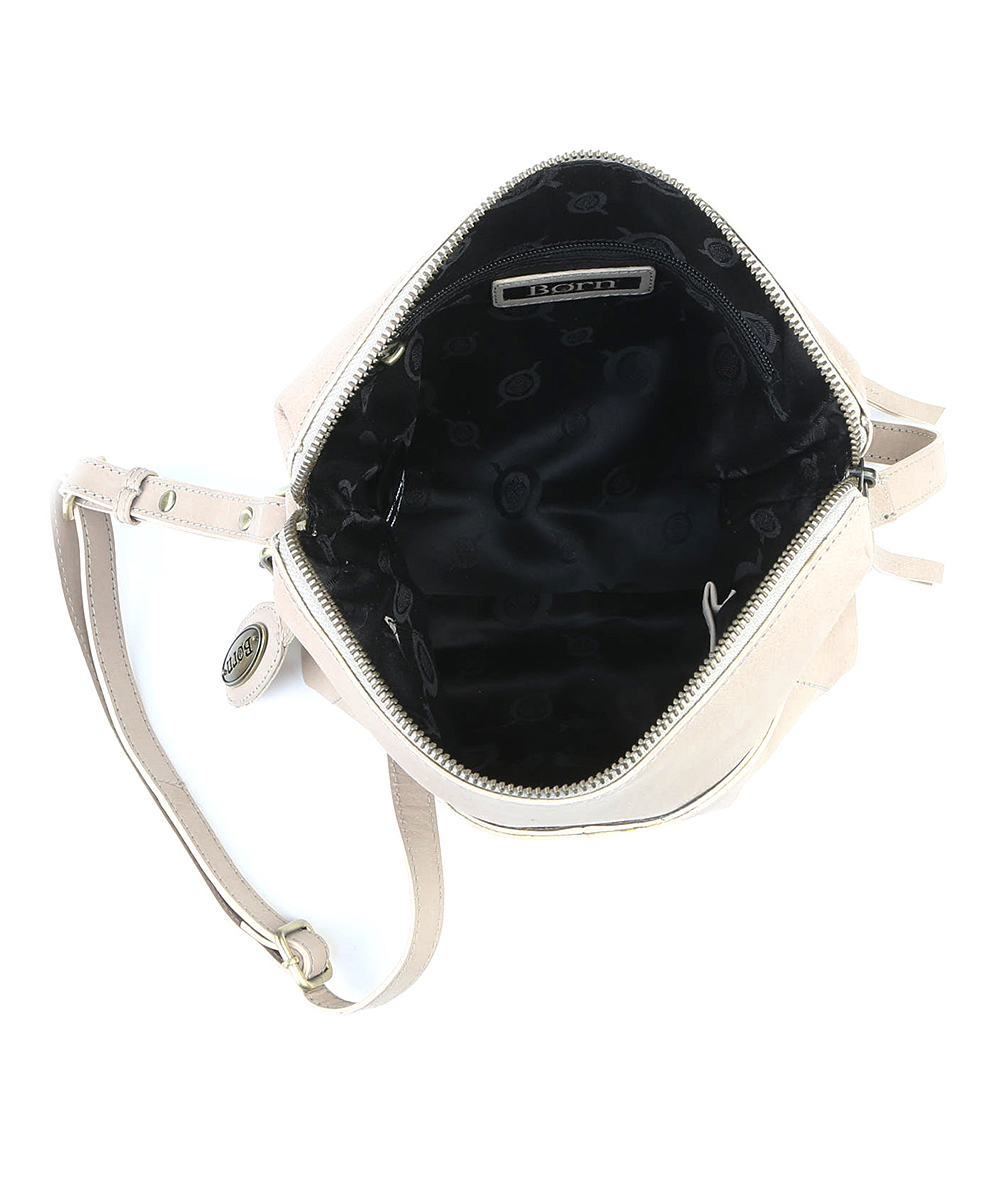 ... Womens DOVE Dove Wylie Leather Crossbody Bag - Alternate Image 3 e7ac4e85e05e8