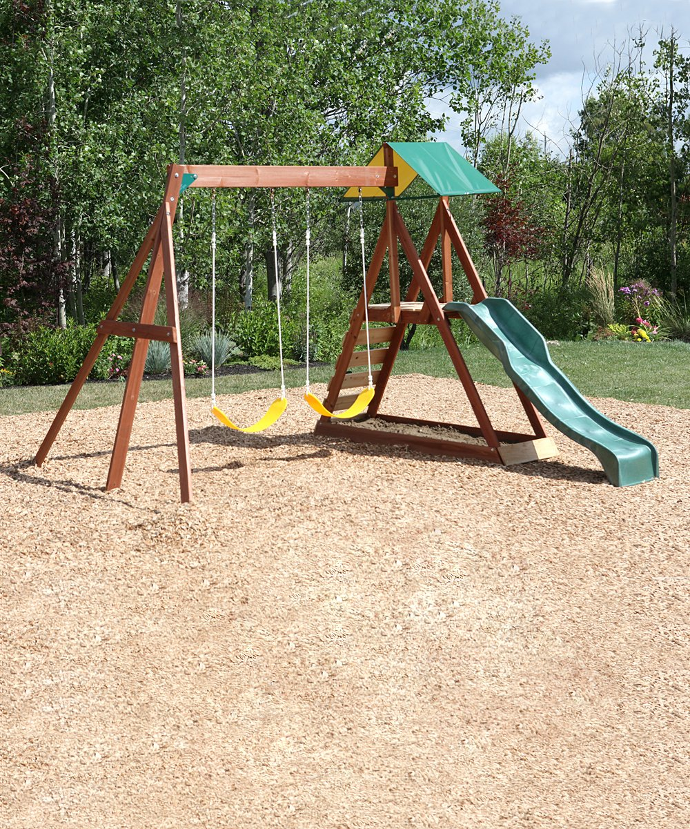 Big Backyard Sunview II Playset