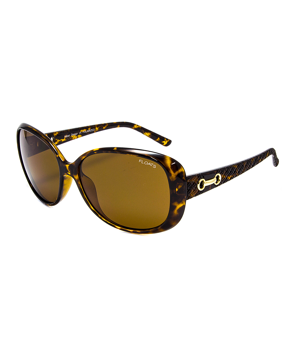 aff2dc1c71 Floats Polarized Tortoise   Brown Polarized Oversize Sunglasses