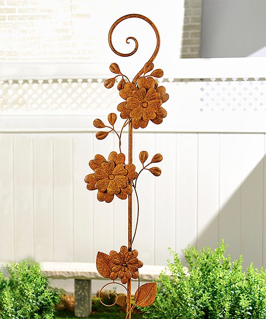 Enchanted Garden Stake Design Trellis