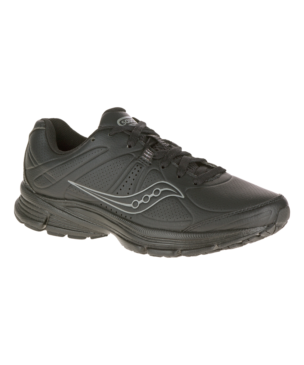 26352e6f27 Saucony Black Grid Momentum Walking Shoe - Women