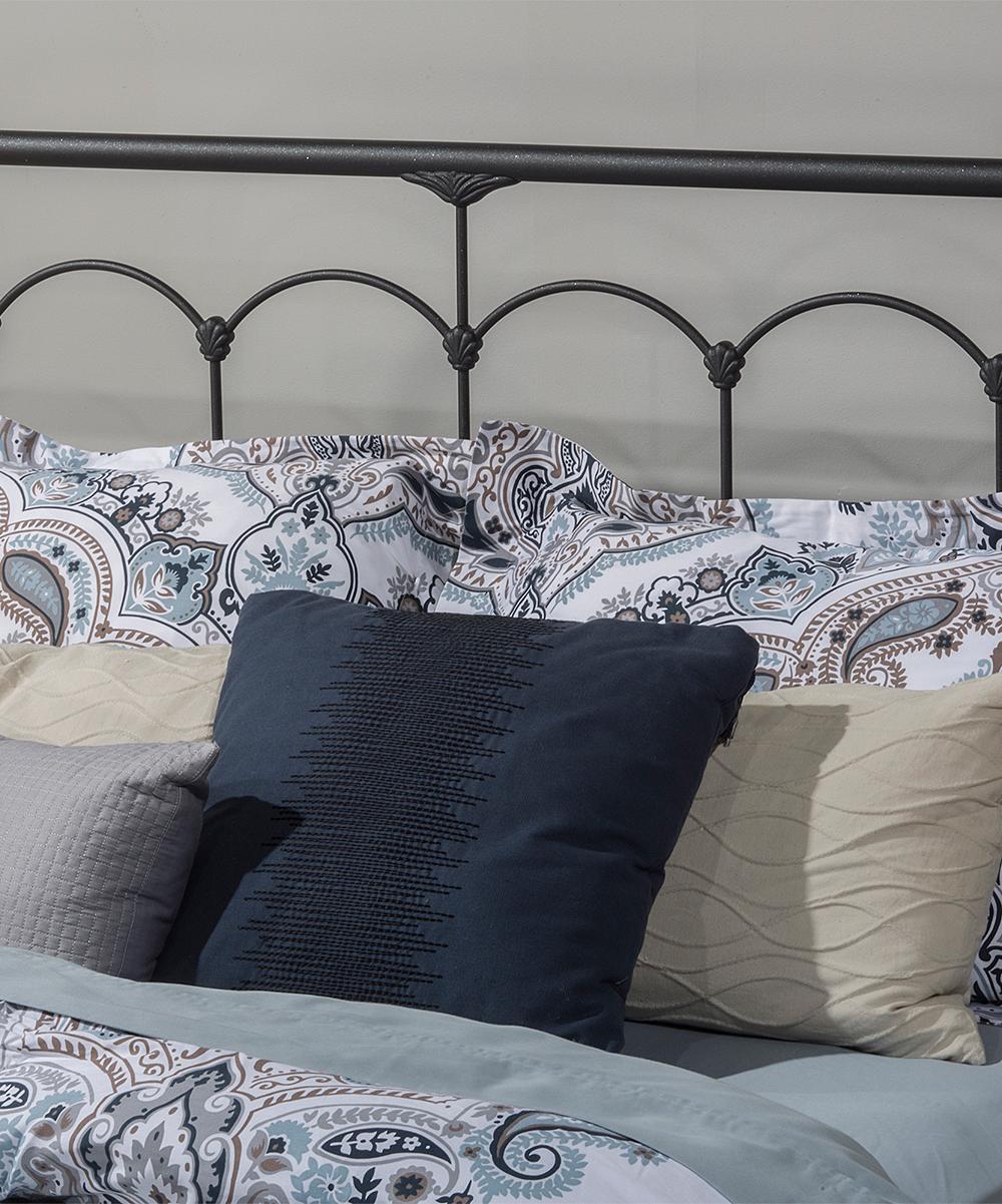 Hillsdale Furniture  Headboards Black - Jocelyn Headboard & Bed Frame