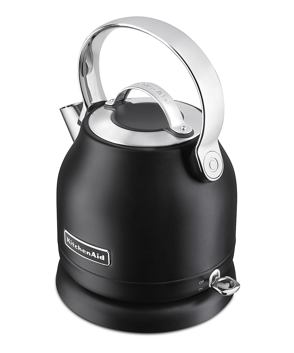 Love This Product Matte Black 1 25 Liter Electric Kettle
