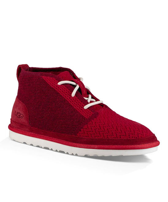 64a094f3cb4 UGG® Flag Red Neumel Hyperweave Chukka Boot