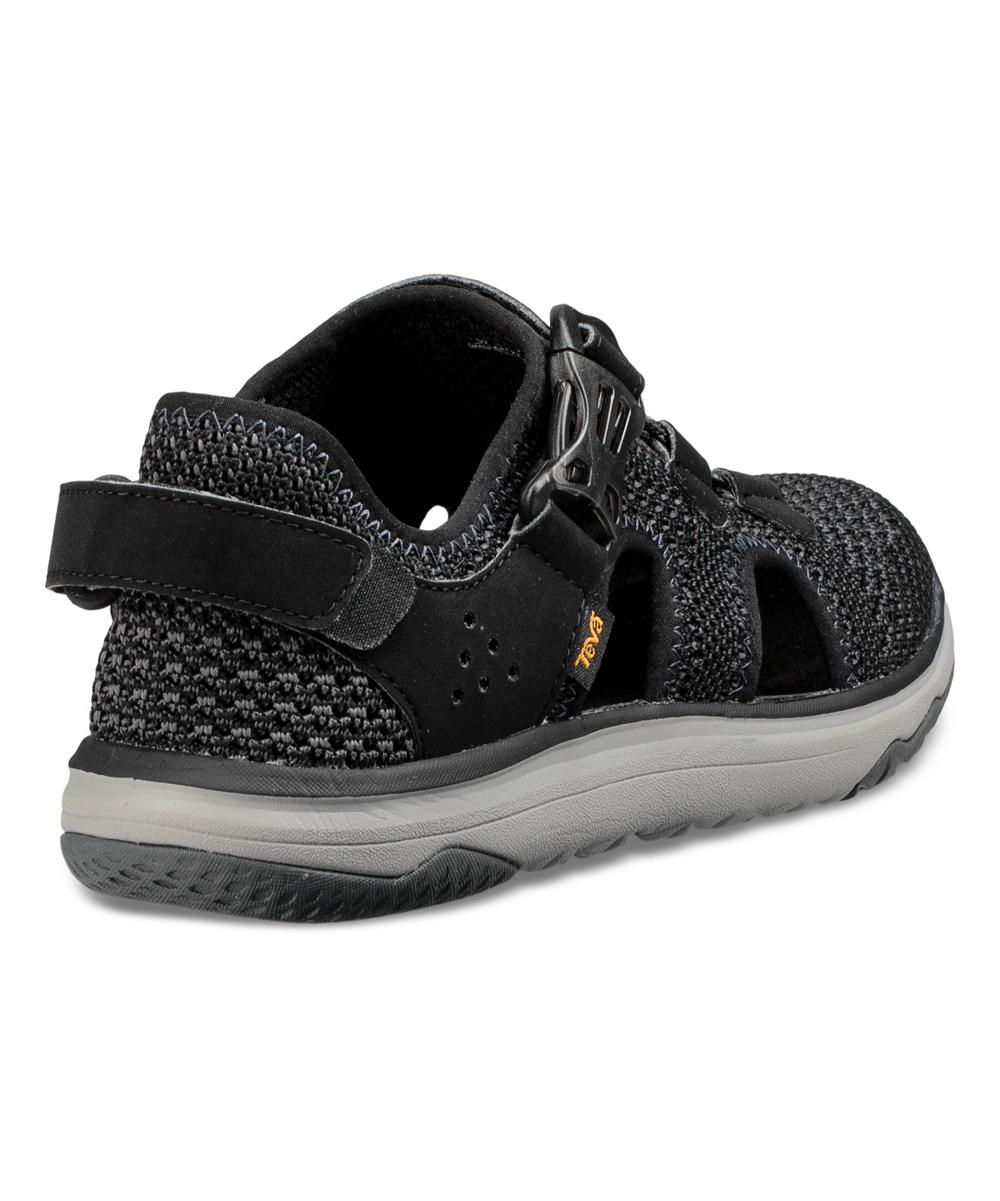 f1e4d9f7c236 ... Womens BLK Black Terra-Float Travel Knit Closed-Toe Sandal - Alternate  Image 3 ...