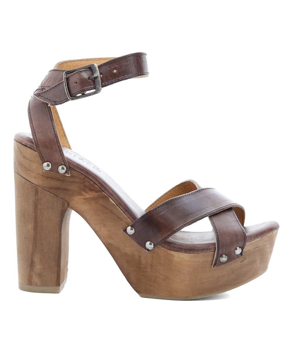 dc04ac8a23 ... Womens TEAK RUSTIC Teak Rustic Madeline Leather Sandal - Alternate  Image 2 ...