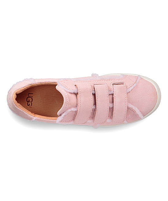 ddef56d54e5 UGG® Seashell Pink Alix Spill-Seam Suede Sneaker - Women