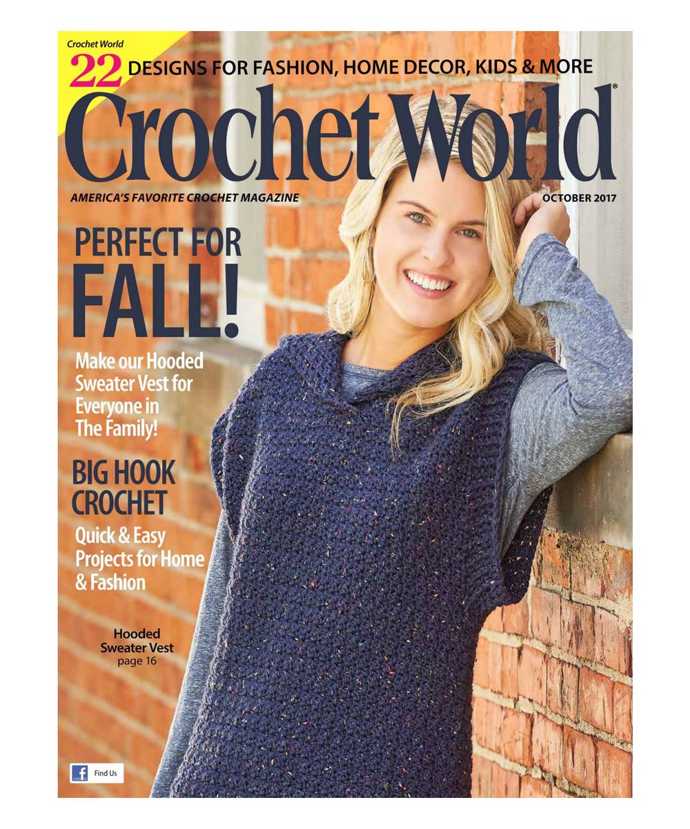 Mailbox Must Haves Crochet World Magazine Subscription Zulily