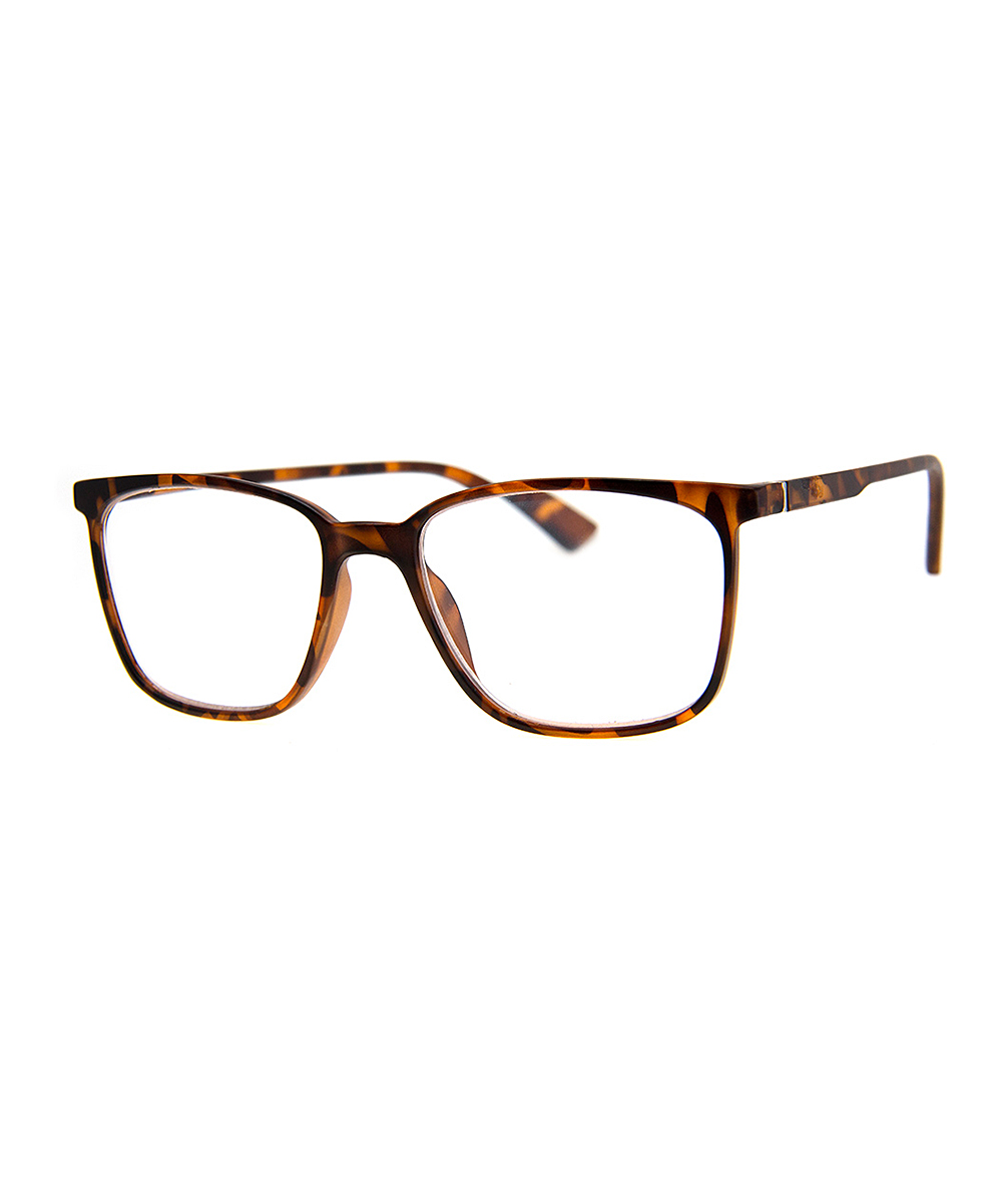 A.J. Morgan Women's Reading Glasses TORTOISE - Tortoise Main Frame Readers
