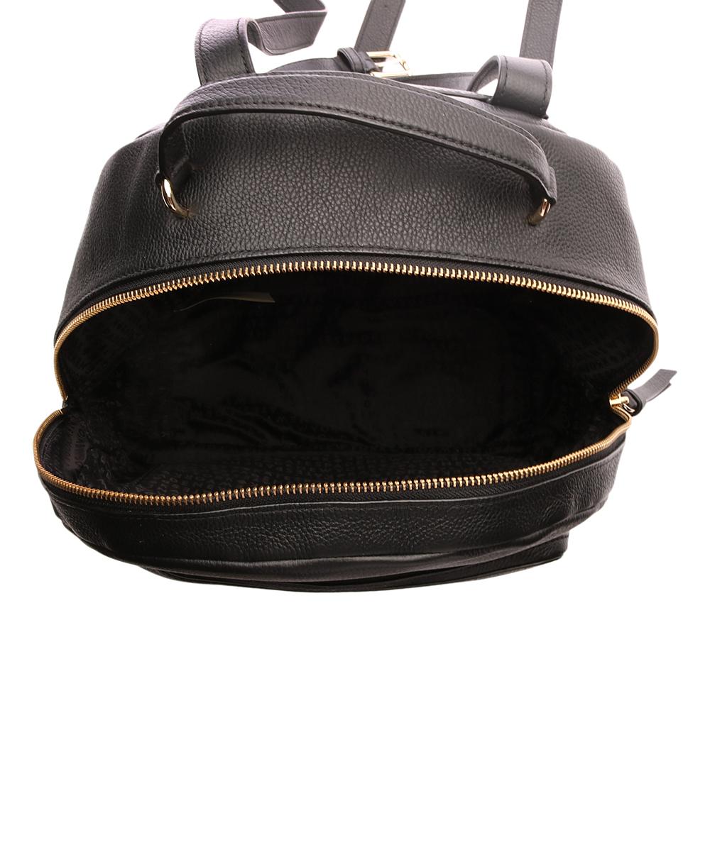 027b584bbd8c ... Womens BLACK - 001 Black Nicole Larchmont Avenue Leather Backpack -  Alternate Image 3 ...