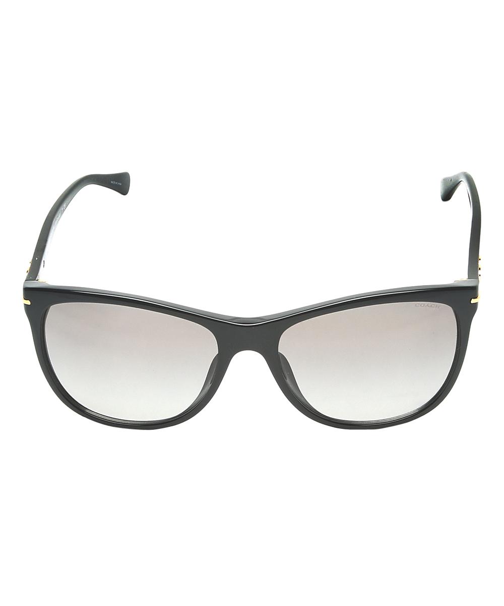 2febe7d09a Coach Black Blakely Sunglasses